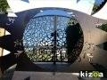 Montage Vidéo Kizoa: motifs découpe laser