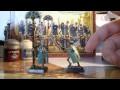 Tuto Warhammer: Guerriers squelettes des rois des tombes