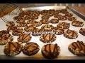 Recette de Gateaux chocolat et caramel/Chocolate and Caramel Cookies