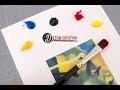 Technique de peintre copiste - trouver les couleurs exactes d'un tableau
