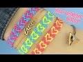 Bracelets d'amitié de coeur de DIY