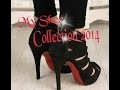 My Shoe Collection ♡ Ma collection de Chaussures 2014 HD