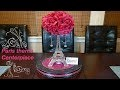 Paris Theme Eiffel Tower Centerpiece
