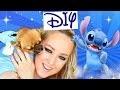 DIY Stitch Disney Deco Chambre / Room Decor (français)