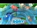 Le Monde de Dory Parcours Aquatique Nemo Finding Dory Marine Life Institute Playset