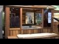 Clair Azur - Construire un gazebo pour un spa