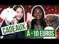 IDÉES CADEAUX À MOINS DE 10 EUROS avec Yoko et Gloria !