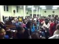 Louange a L'eglise de Sacre-Coeur Part 1