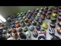 Casque moto : Visite du Arai Inspiration Center