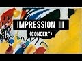 IMPRESSION III (concert) - KANDINSKY