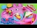 Peppa Pig Pâte à modeler Pupitre d'activités Activity Desk Play Doh