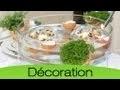 Comment décorer une table avec des oeufs