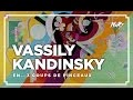 3 coups de pinceau : Kandinsky