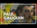 3 coups de pinceau : Gauguin