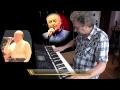 Pierre Carrus chante - La Nuit - Maurice L'accompagne au synthé