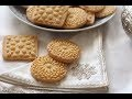 Biscuit sablé et sa décoration avec empreinte pour gâteaux