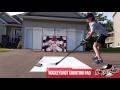 Tapis de Tir Shooting Pad Pro par HockeyShot.com