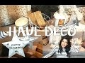 HAUL DECO I Zara Home & Maisons du Monde I Black Friday
