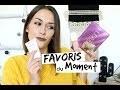 ♥ Favoris et découvertes du moment | Octobre 2017