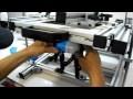 machine sérigraphie manuel à 360 degrés MSM360d