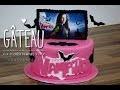 RECETTE GATEAU CHICA VAMPIRO | CHICA VAMPIRO CAKE