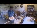 Boule en poterie