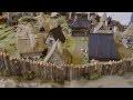 Le village d'Astérix en exposition à Monistrol sur Loire