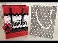 [ DIY ] : Comment fabriquer un sac cadeau