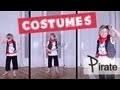 Costumes : Tutoriel pour faire un Pirate