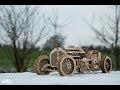 Une maquette de voiture en bois sans colle ni vis pour moins de 50 € ? VRAIMENT ?