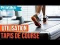Fitness - Musculation : Comment bien utiliser un tapis roulant