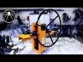 â–º Fabrication d'une cintreuse / make a roller bender