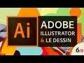 Adobe Illustrator - Apprendre à dessiner (6/8) - Exercice Symétrie