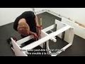 Partie 4 : Comment installer un lavabo double vasque