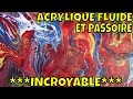 ACRYLIQUE FLUIDE ET PASSOIRE, QUEL BEAU MARIAGE :)