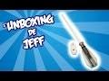 Unboxing Lampe Sabre Laser Star Wars