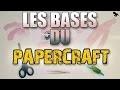Les bases du Papercraft : Télécharger, Imprimer, Découper, Plier, Pepakura.