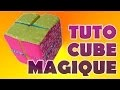 Tuto Couture - Le Cube Magique