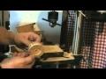 Comment faire des roues de voitures pour jouet en bois .. En 5 minutes  !
