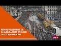 [Modernisation] Renouvellement de 34 aiguillages en gare de Lyon Perrache