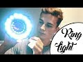 Fabriquer une ring light
