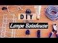 DIY | Fabriquer une lampe de chevet - l'appartement9B
