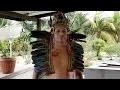 PORTRAITS D'AMERS INDIENS / Kali'na / Awala Yalimapo / Guyane