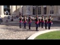 Journées du Patrimoine 2014 - Trompe de chasse de la garde Républicaine