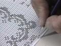 Réaliser des points de croix - Couture & Broderie