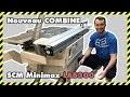 [#UNBOXING 05] PRESENTATION COMBINE A BOIS SCM MINIMAX LAB300