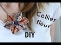 [ Tutoriel N°10 ] : DIY collier fleur en capsules nespresso