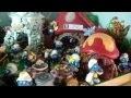 The Smurfs village ( Une journée au village des Schtroumpfs )