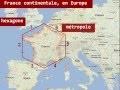 Le territoire français: la France d'aujourd'hui - Métropole et outre-mer