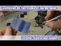 Tutoriel : la dilution de la peinture acrylique à l'aérographe